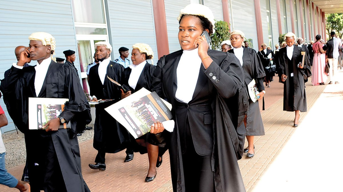 Wigs without welfare: Lawyers in Nigeria earn below minimum wage, and it isn't unusual